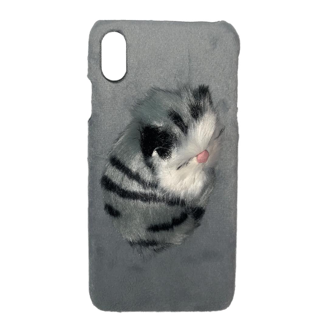 carcasa-gato-gris-parada